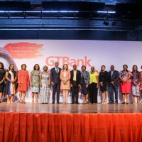 The 2017 Autism speakers and specialists with GTBank Representatives