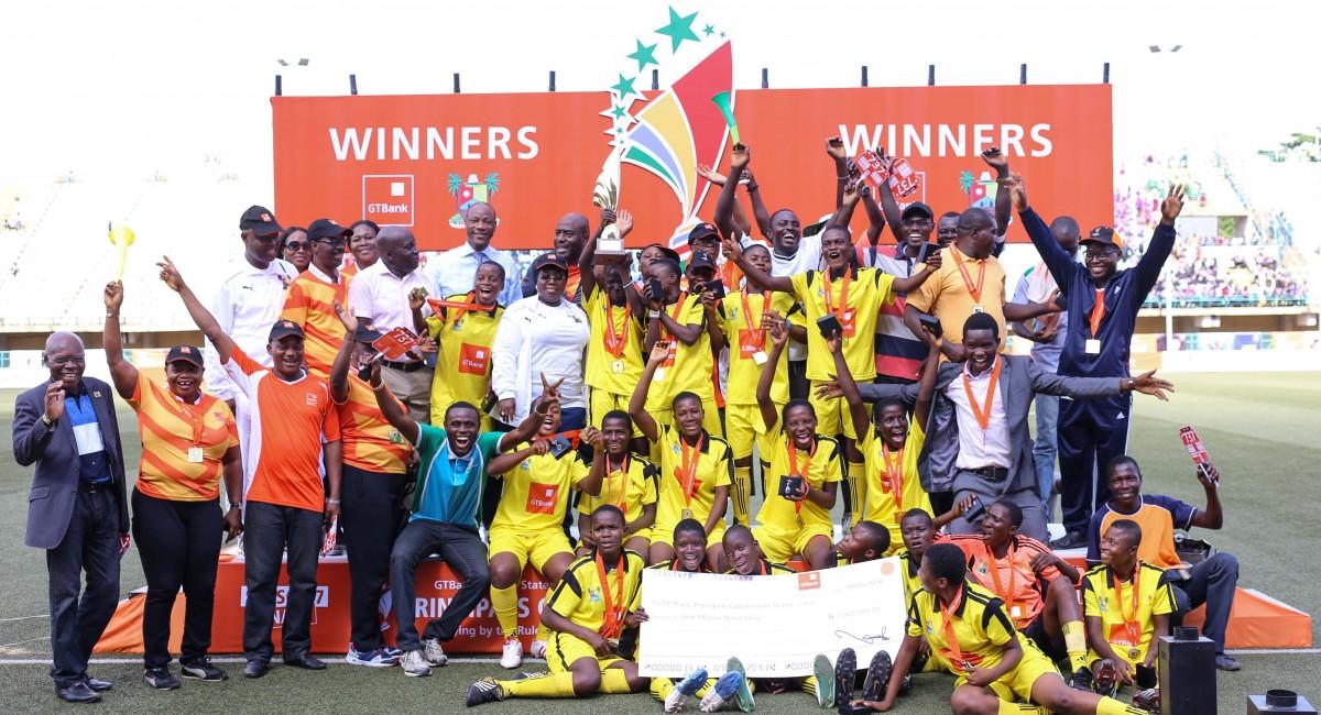 Lagos State PC Season 7 Champions, Girls